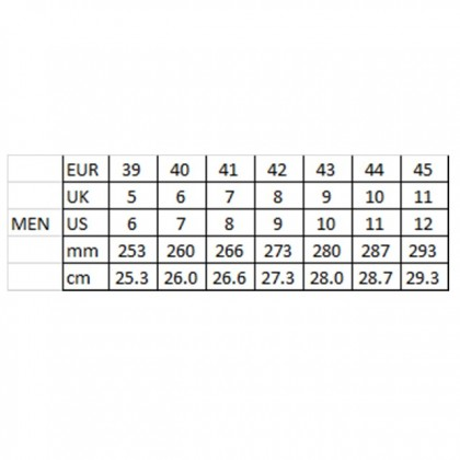 Gatti Men Running Shoe RICARDO 205101-11 Grey Orange