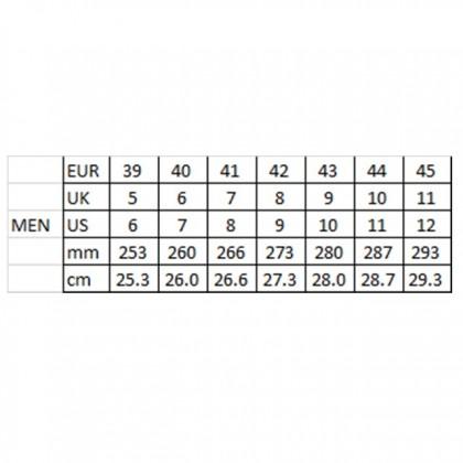 Gatti Men Running Shoe EDDY 205103-01 Black Grey