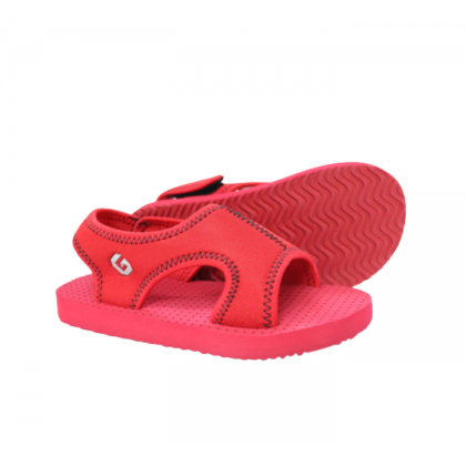 Gatti Junior Baby Toddler Kids Straps Sandal MIBECKY RED 202387-05