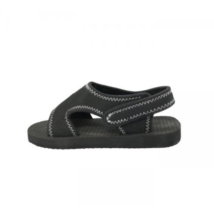 Gatti Junior Baby Toddler Kids Straps Sandal MIBECKY BLACK 202387-01