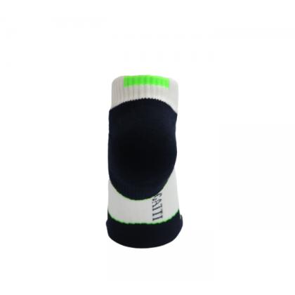 Gatti AntiBacterial Badminton Socks Lite Green Red Orange ATR4001