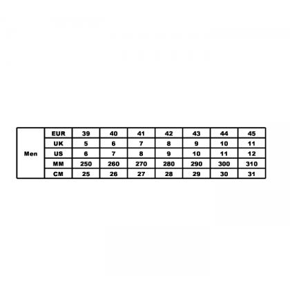 Gatti Men's Latex Sim Mat Slipper HASSE Black 201197-01