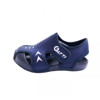 Gatti Junior Baby Toddler Kids Straps Sandal BEVAN Navy 202302-32