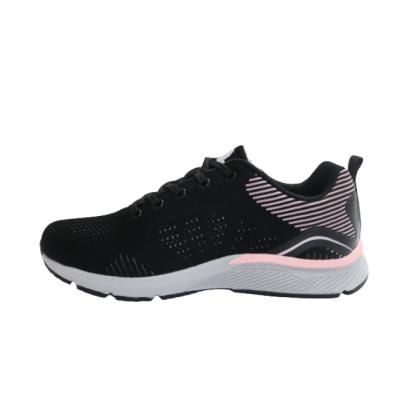 Gatti Women Running Sport Shoe SYLVAINE Black Light Pink 205214-01