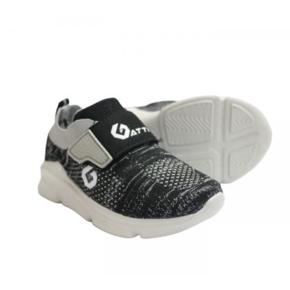 Gatti Junior Running Kids Shoe MIMACON Black 195331-01