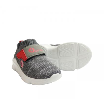 Gatti Junior Running Kid Shoe MIMACON Grey 195331-11
