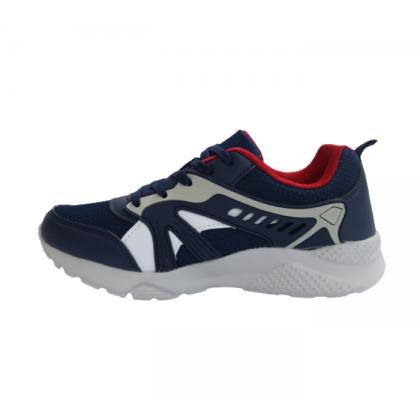 Gatti Junior Running Kid Shoe MIAEDON Navy Red 205305-32