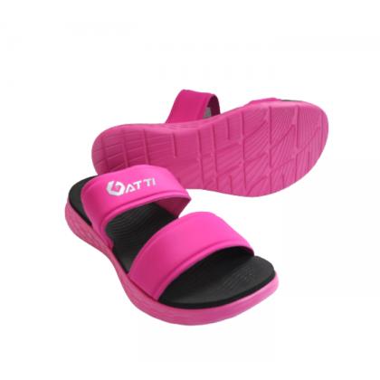 Gatti Women Latex Sim Mat Slipper YAKIRA Pink 201208-15