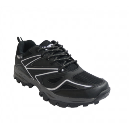 Gatti Men's Hiking Shoe TERKER Black 207101-01