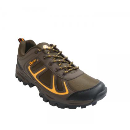 Gatti Men's Hiking Shoe STORMER Brown Orange 207102-27
