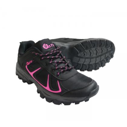 Gatti Women Hiking Shoe DENISE Black Pink 207201-01