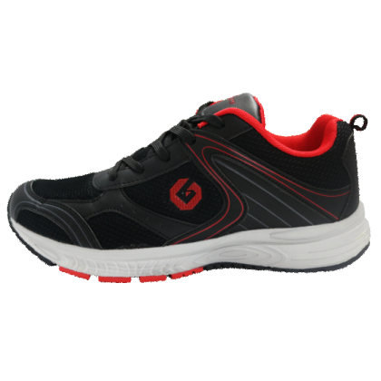 Gatti Men Running Shoe KYST Black 205118-01
