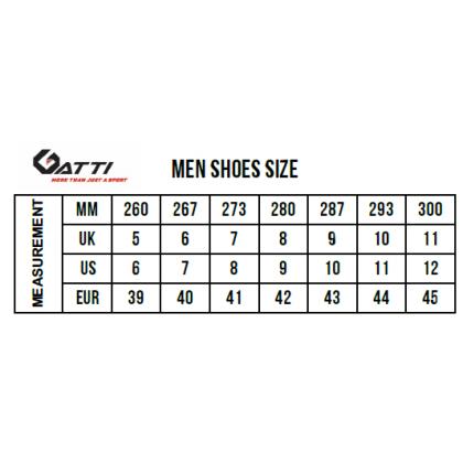 Gatti Men Running Shoe KYST White 205118-10