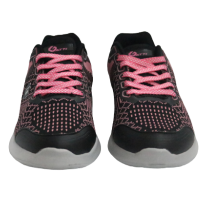 Gatti Women Trainning Shoe REGINA Black Fuchsia 205207-01