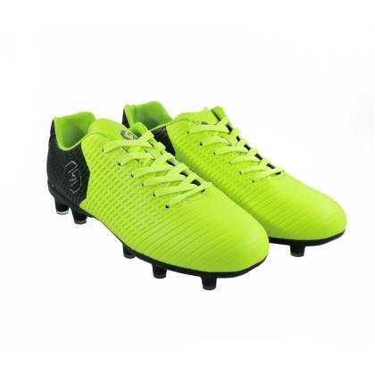 GATTI JUNIOR KIDS FOOTBALL SOCCER SHOE MIHOSTA 193309-04 LIME GREEN/ BLACK