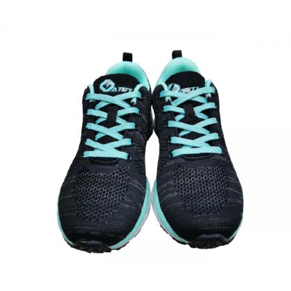 Gatti Women's Running Shoe DAYA Black Turquoise 195212-01