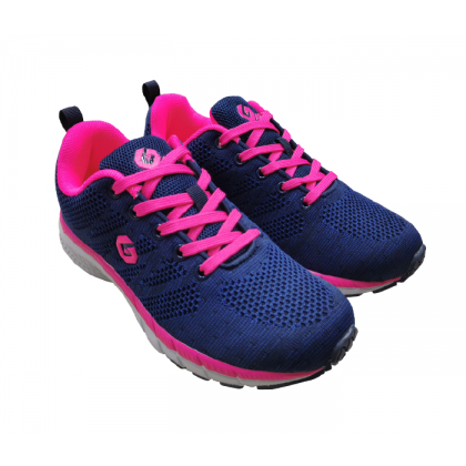 Gatti Women's Running Shoe DAYA Navy Pink 195212-32
