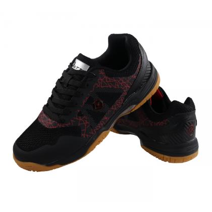 Gatti Badminton Shoe BLAZE Black Red 191602-01
