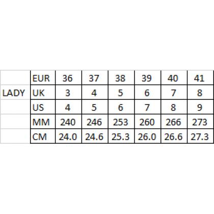 Gatti Women's Running Sport Shoe EARA Grey Fuchsia 195210-11