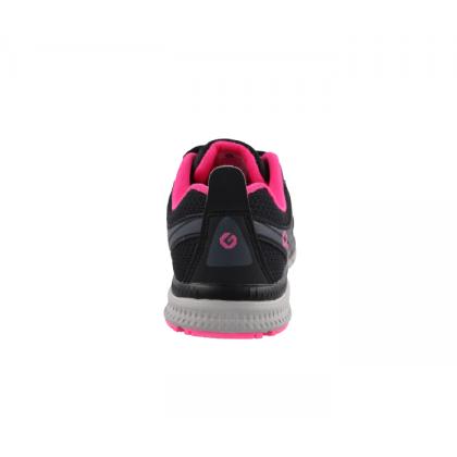 Gatti Women's Running Sport Shoe SANDRA Black Pink 185229-01