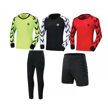 Gatti Goalkeeper Jersey Set Long Sleeve GK5101