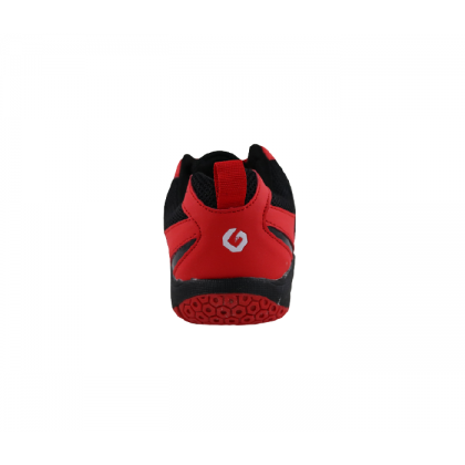 Gatti Badminton Shoe MAGUS Black Red 191609-01