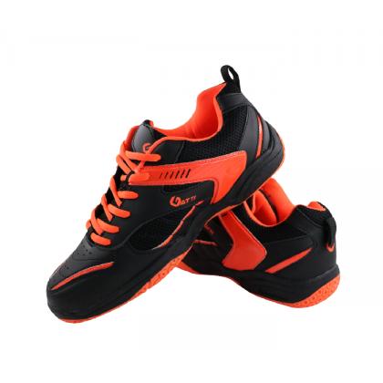 Gatti Badminton Shoe MAGUS Black Orange 191609-08