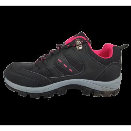 Gatti Women's Hiking Shoe STAREX Black 197203-01