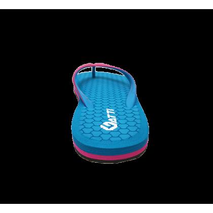 Gatti Junior Kids Slipper Sandal SIM FOAM Turquoise Pink 191311-42