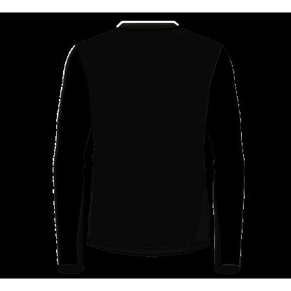 Gatti Men's Compression Shirt Basic Tight Jersey Black GT511810-01