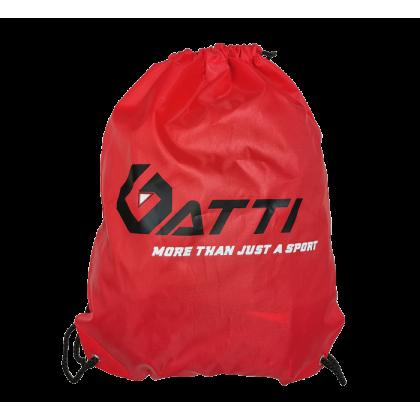 Gatti Deck Gym Sack Unisex Bag Black Red Blue 711905