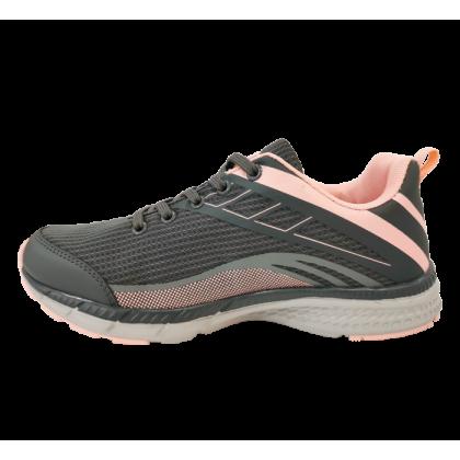 Gatti Women Running Sport Shoe FOZZIE Grey Fuschia 205211-11