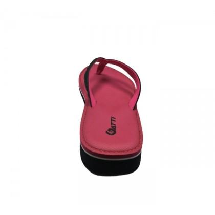 Gatti Women EVA Slipper Sandal Maroon WALLY 201286-25