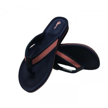 Gatti Women EVA Slipper Sandal Navy Fuschia JOSIE 191229-32